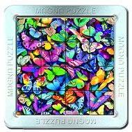 Magnetic 3D-Puzzle Schmetterlinge