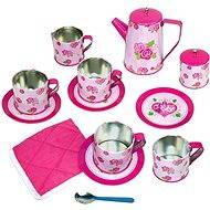 Bino Kinder Tee-Set rosa - Spielset