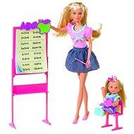 Simba Steffi Lehrer mit Evicka - Puppe