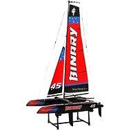 Joysway - Sailboat Binary, 400m RTR - Red