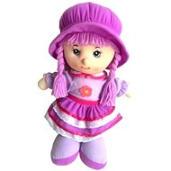 Anna doll purple