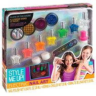 Style Me Up - Glow in the dark nail set