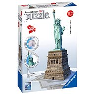 Ravensburger 3D Statue of Liberty - Puzzle