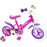 "Bicykel 12 ""s postrannými kolieskami"