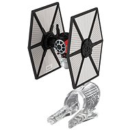 Hot Wheels - Star Wars game set with the starship Tie Fighter