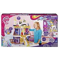 My Little Pony - Canterlot Rarity Boutique princess Celestia a Spike the Dragon