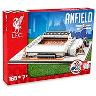 3D Puzzle Nanostad UK - Anfield Fußballstadion in Liverpool - Puzzle