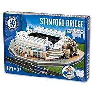 3D Puzzle Nanostad UK - Stamford Bridge futbalový štadión Chelsea