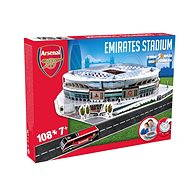 3D Puzzle Nanostad UK - Emirates football stadium Arsenal - Puzzle