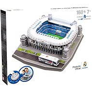 3D Puzzle Nanostad Spain - Santiago Bernabeu football stadium Real Madrid