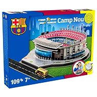 3D Puzzle Nanostad Spain - Camp Nou football stadium in Barcelona
