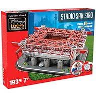 3D Puzzle Nanostad Italien - das San Siro Stadion Mailand Verpackung - Puzzle