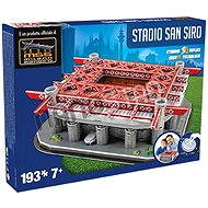 3D Puzzle Nanostad Italy - the San Siro football stadium Inter's packaging - Puzzle
