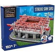 3D Puzzle Nanostad Italy - San Siro fotbalový stadion Inter's packaging - Puzzle