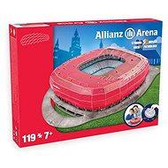 3D Puzzle Nanostad Germany - Allianz Arena football stadium Bayern Munchen