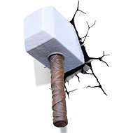 Philips 3D Wall light - Thor's Hammer