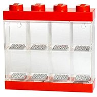 LEGO Collector box for 8 pieces red