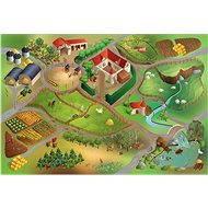Spielen Teppich Farm