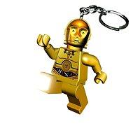 LEGO Star Wars - C3PO - Svítící klíčenka