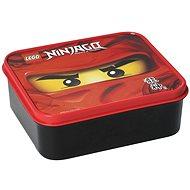LEGO Ninjago Box für einen Snack - red