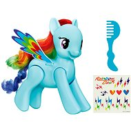 My Little Pony - Rainbow Dash Leaping