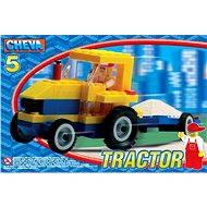 Chevy 5 - Traktor mit Anhänger
