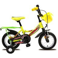 OLPRAN Children bike Jasper yellow