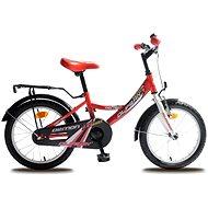 OLPRAN Kids Bike Dämon weiß / rot