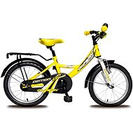 OLPRAN Kids Bike Dämon weiß / gelb