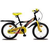 Olpran Dommy žluto/černé - Dětské kolo