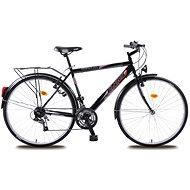 Olpran Pánsky trekový bicykel Mercury čierny