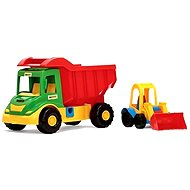 Wader - Multi Truck with loader