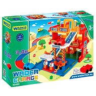 Wader - Garage 3 floors with track 3 m