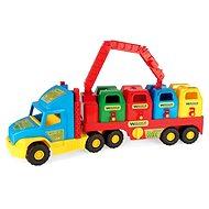 Auto Super Truck - Smetiari - Auto