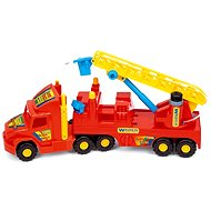 Wader - Super Truck Firefighters - Toy Vehicle