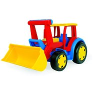 Wader - Gigant Loader - Toy Vehicle