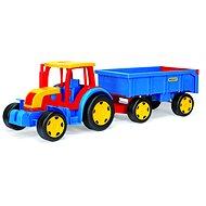 Wader - Gigant Traktor s vlekem - Auto