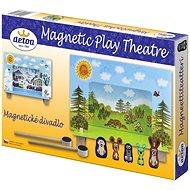 Krteček - Magnetické divadlo - Herní set