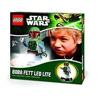 LEGO Star Wars Boba Fett baterka a noční lampa - Svítící figurka