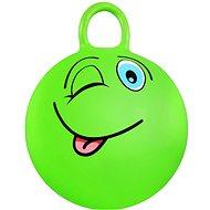 Springenden Ball - Grün