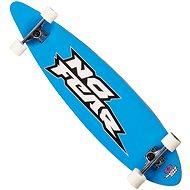Longboard NoFear - modrý - Longboard
