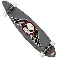 Longboard NoFear - šedý