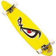 Longboard NoFear - yellow