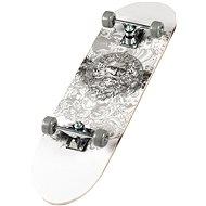 Skateboard - Weiß