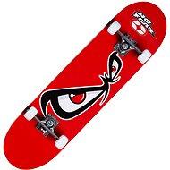 Skateboard NoFear - červený
