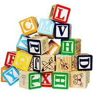 Playing Dice - Letters & Numbers - Play Set