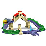 Chuggington - Set the bridge and tunnel