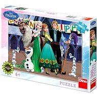 Ice Kingdom - Geburtstag - Puzzle