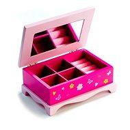 Jewelry Box - Mirror Cabinet