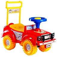 Bounce Auto roten Jeep Yupee